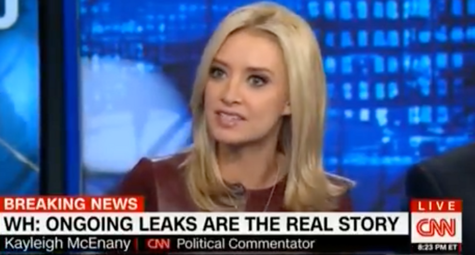 Kayleigh McEnany trashes Sally Yates: Why would Trump have trusted an 'Obama holdout' on Flynn?
