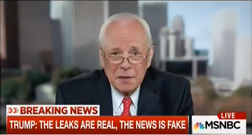 Ex-White House lawyer: Trump's deflection of Russia ties parallels 'Nixon to the letter almost'