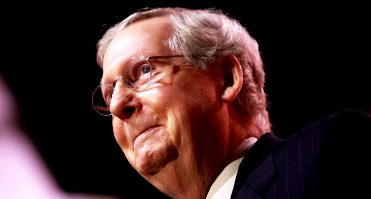 Inside Mitch McConnell's secret plan to name his Kentucky successor