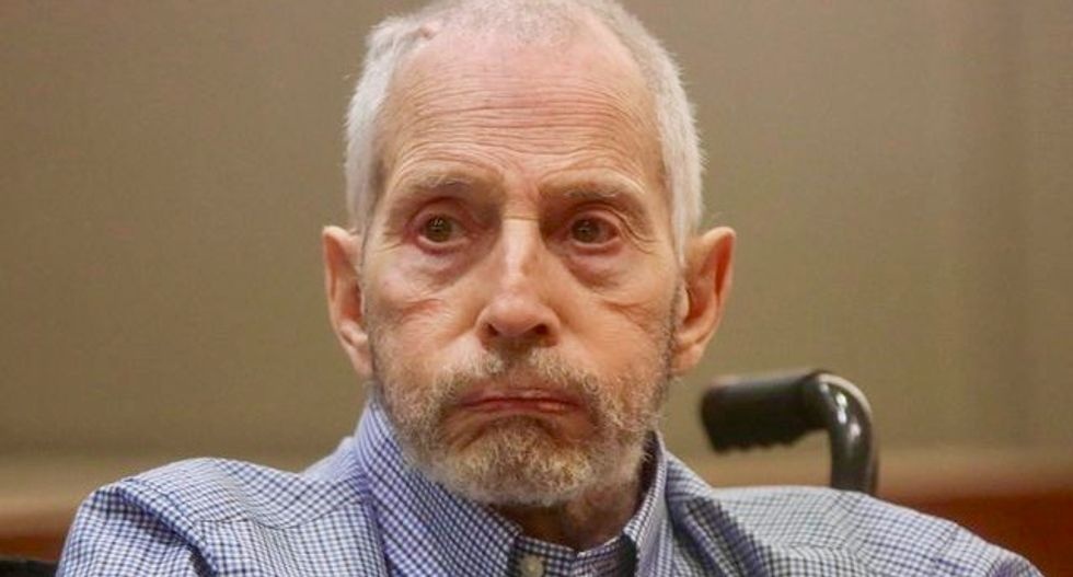 Robert Durst of 'The Jinx' told friend he killed his wife: court testimony