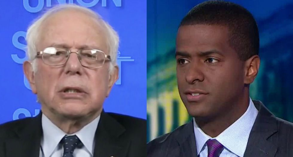 Bernie Sanders spokesperson hits back against Bakari Sellers: He's trying to sow 'racial division'