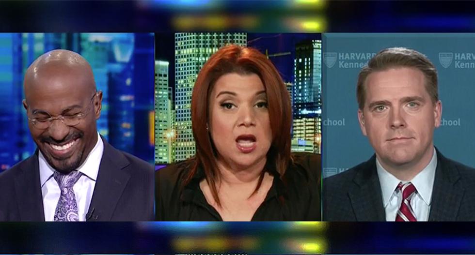Ana Navarro hilariously mocks Scott Pruitt's Fox News interview: 'He made Betsy DeVos look like Einstein'