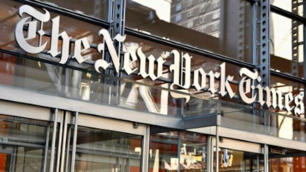 French cartoonist rails at 'stupid' NYT ban