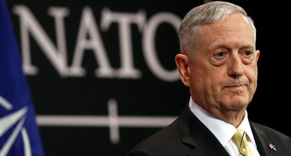 Trump's defense chief Mattis: 'Very little doubt' that Russia interferes with elections