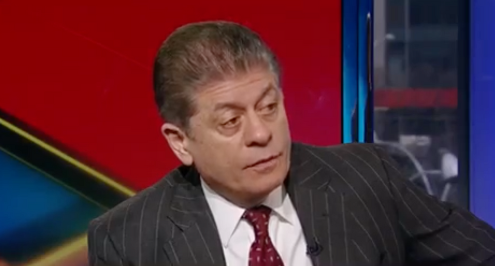Fox News' Judge Napolitano: FBI raid shows they could have 'evidence of crimes by Cohen' and possibly 'the president'