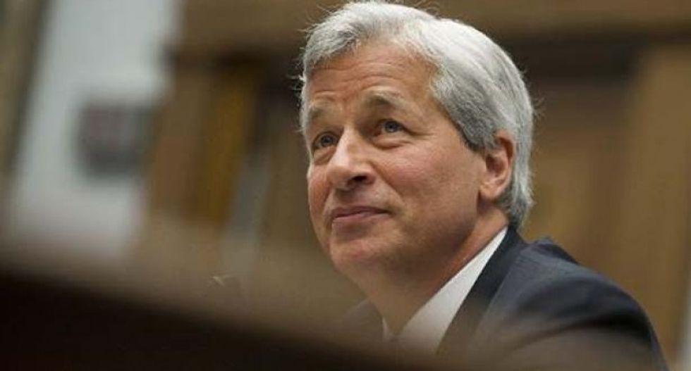 JPMorgan's Jamie Dimon says bitcoin 'is a fraud'