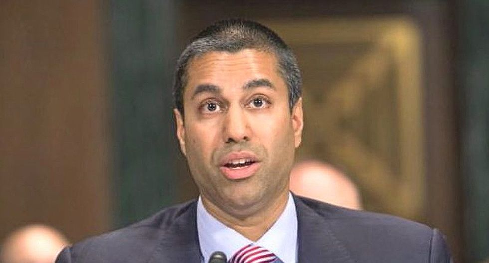 FCC chairman Ajit Pai calls for 'transparency' from tech giants