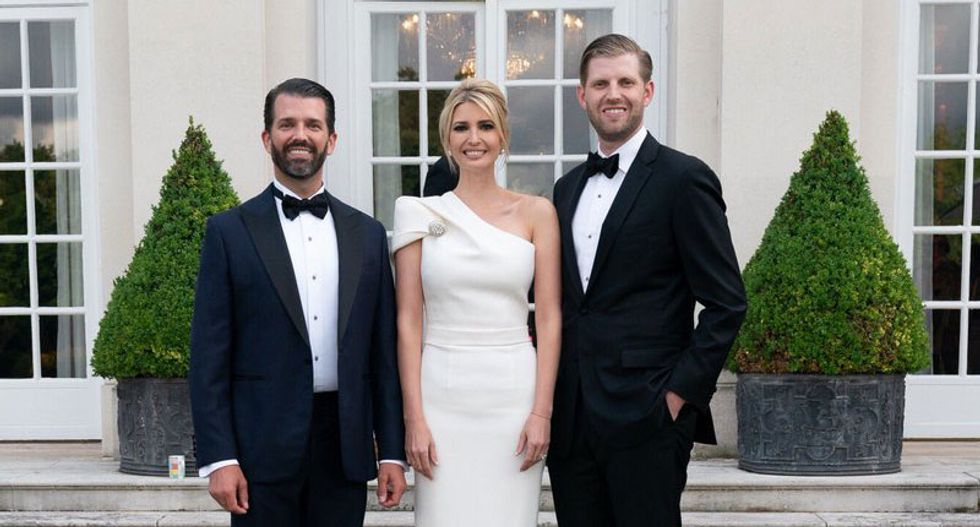Trump family dealt a legal blow as 'pyramid scheme' lawsuit is set to play out in public