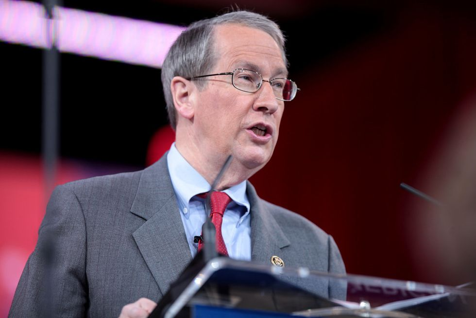 Virginia man arrested for threatening GOP Rep. Bob Goodlatte online