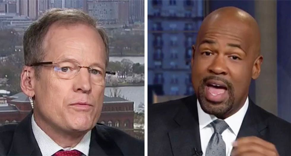 Watch CNN host Blackwell slap down Jack Kingston after he claims Pruitt's $50 a night condo room is 'standard DC rent'