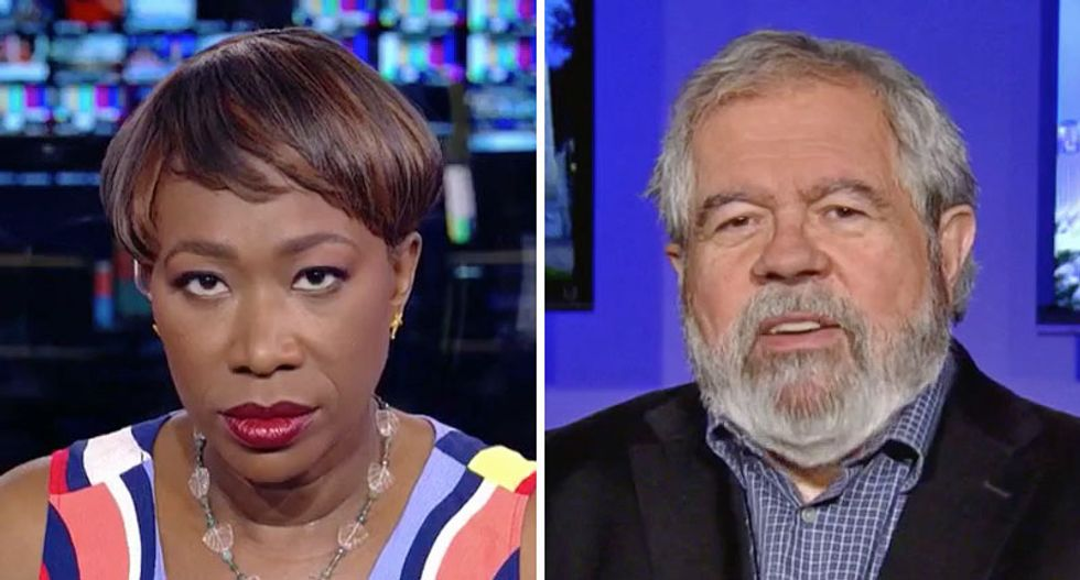 MSNBC's Joy Reid guest rips 'kleptocrat' Trump for ignoring administration officials' lavish lifestyles