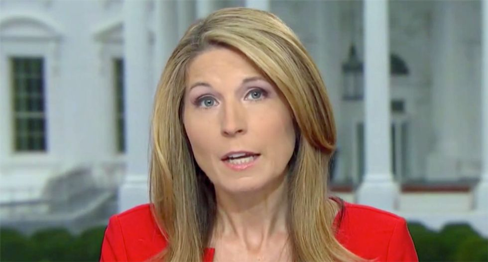 'Who are these people?': Nicolle Wallace baffled by the 'zombies' who carry out Trump's policies