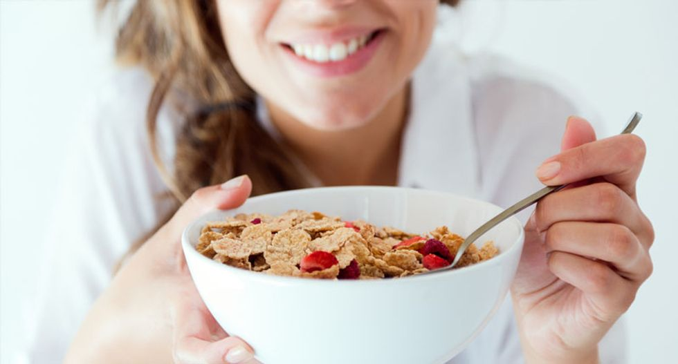 Here's what you should eat for breakfast