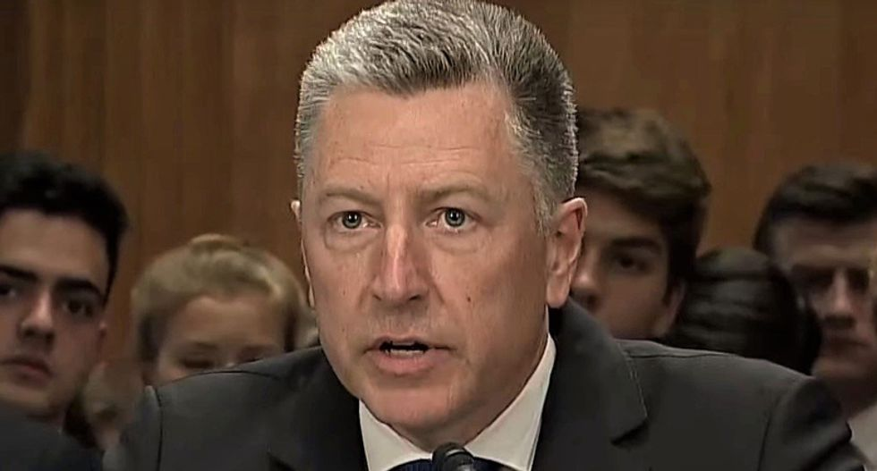 Kurt Volker to 'modify' his testimony — and claim he was 'out of the loop' on Ukraine: NYT