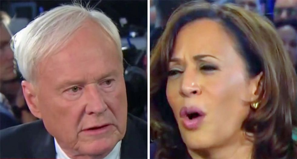 MSNBC host asks Kamala Harris why she isn't filled with 'hatred' for all white people
