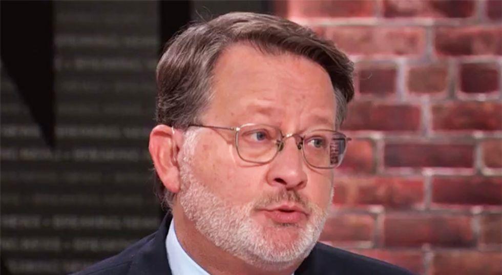 'Major red flag': Expert warns Michigan race is so close Democrats might not win back the US Senate