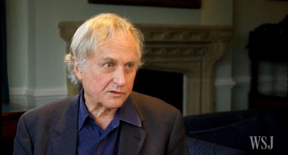 Richard Dawkins: Religion could be altering the biological evolution of humans