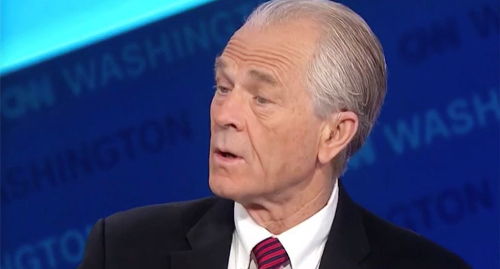 Wall Street Journal torches Trump adviser Navarro for being the architect behind US economic chaos