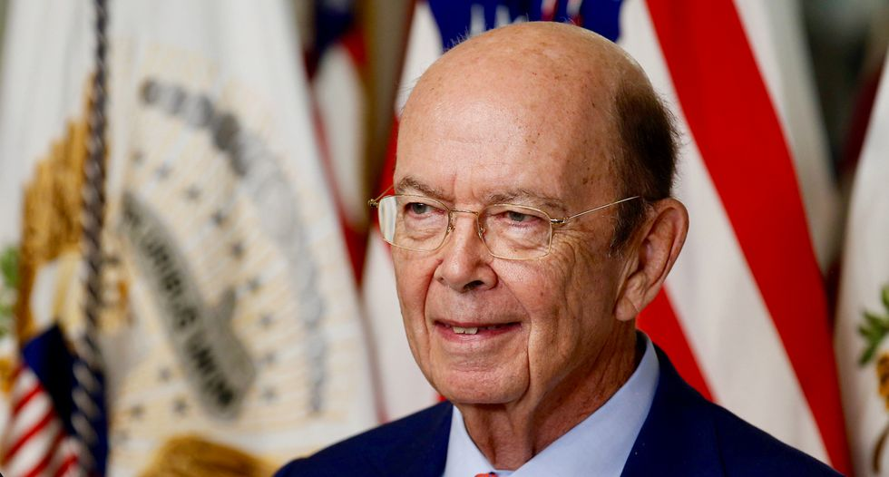 'Fire Wilbur Ross': Internet explodes on news Commerce Secretary threatened to fire NOAA officials over Alabama tweet