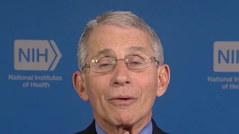 'You have a responsibility': Anthony Fauci tells COVID-Bros why they should fear coronavirus as much as the elderly