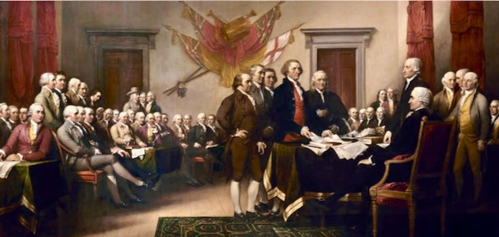 Early American lawmakers taxed themselves -- unlike today's wealthy legislators