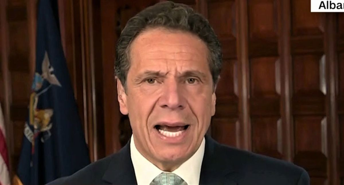 Andrew Cuomo now facing allegations by male former aides: report