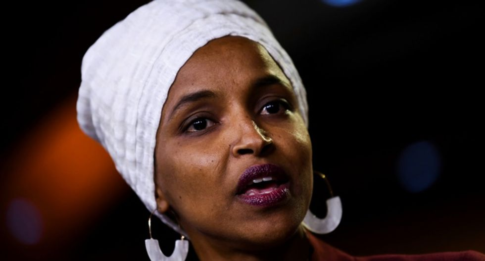 'We can't stop being horrified by things like this': Trump attacks Omar and Somali refugee community at Minnesota rally