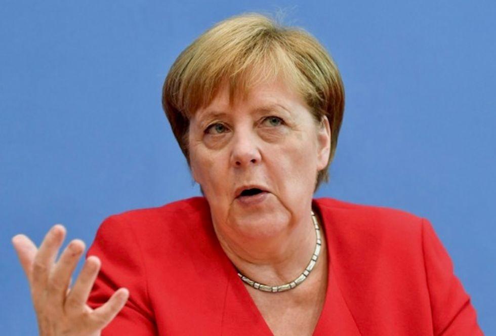 Merkel anxious as Germany begins opening up