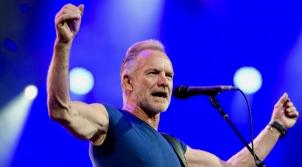 Illness forces Sting to call off second gig