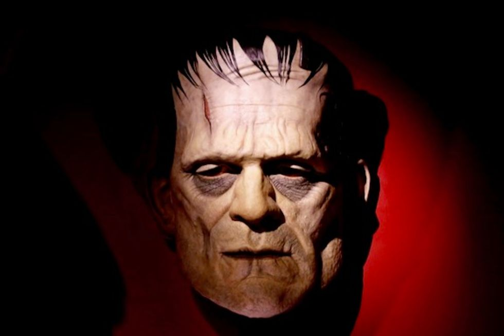 Museum explores spooky science behind 'Frankenstein,' 'The Mummy'
