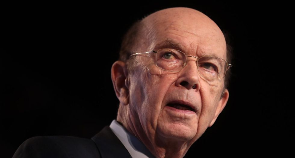 BUSTED: Commerce Secretary was on board of Chinese joint venture — while running Trump's trade war