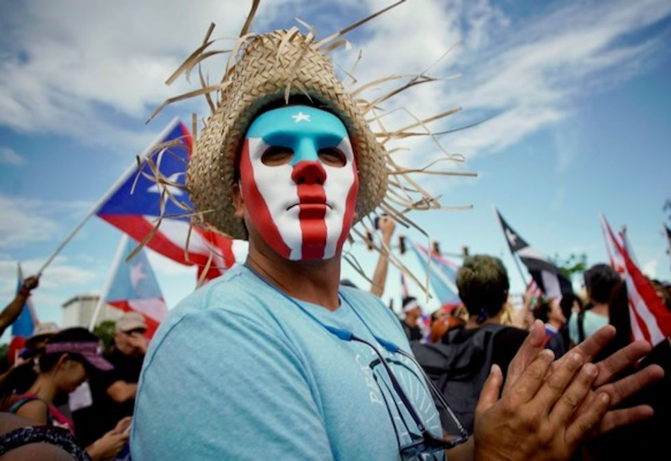 Puerto Rico's Supreme Court quickly overturns the swearing in of Pedro Pierluisi as governor