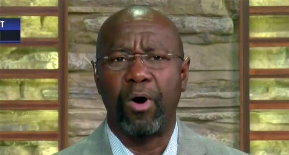 'The people of Montana are no fools': Liberian refugee taking on Trump-loving Senator Steve Daines