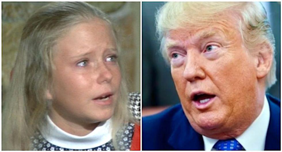 'RUSSIA, RUSSIA, RUSSIA': Trump channels Jan Brady to sow mistrust in Iowa caucus results