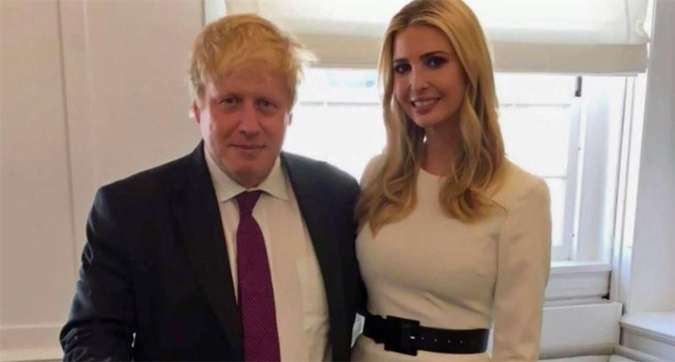 MSNBC host rips Ivanka Trump's diplomatic blunder in 'classic Trumpian fashion'