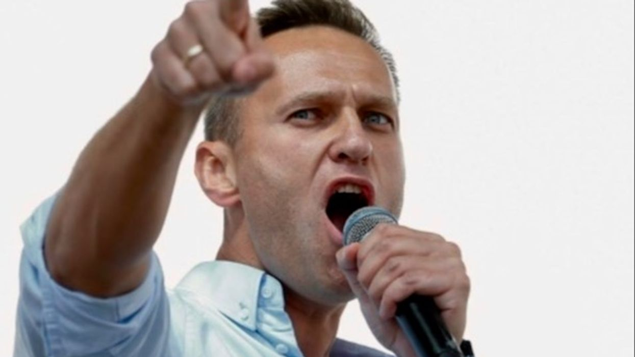 Russia pushes back after Alexei Navalny