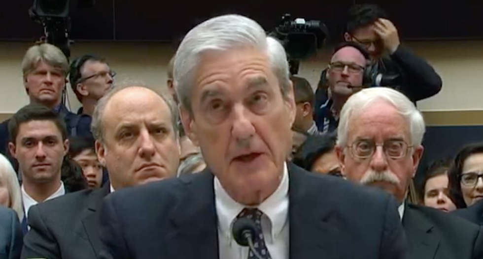 Ex-Mueller deputy admits special counsel's team didn't 'give it our all' to uncover Trump's crimes