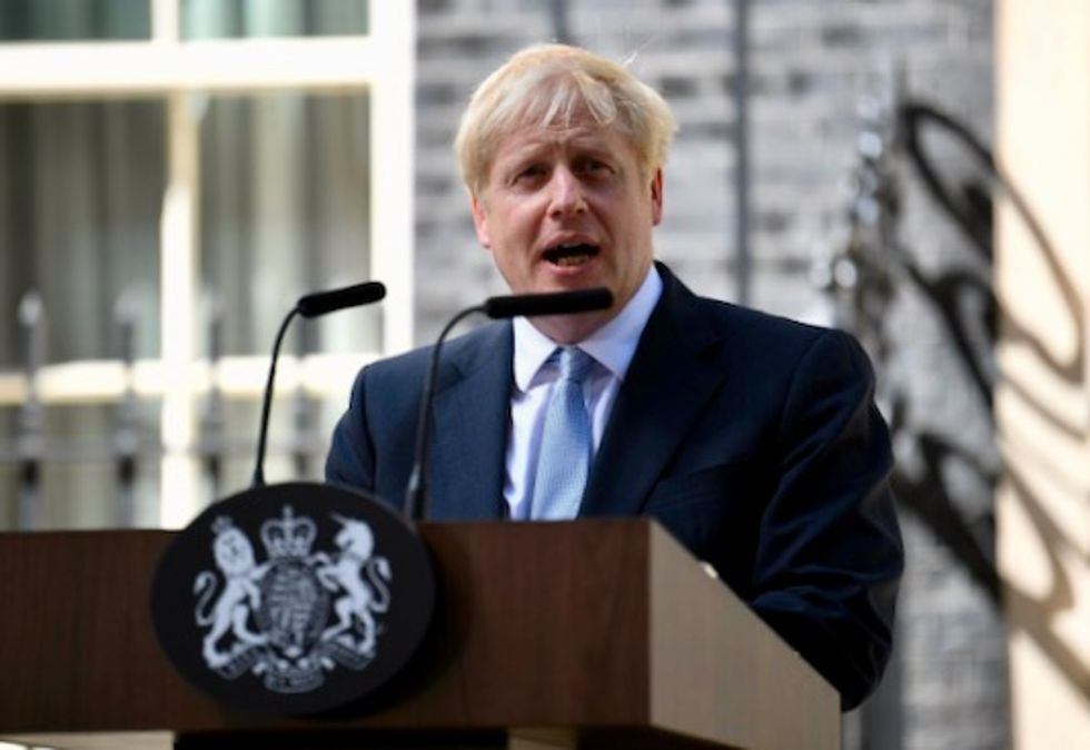 New UK PM Johnson says Brexit on October 31 'no ifs or buts'