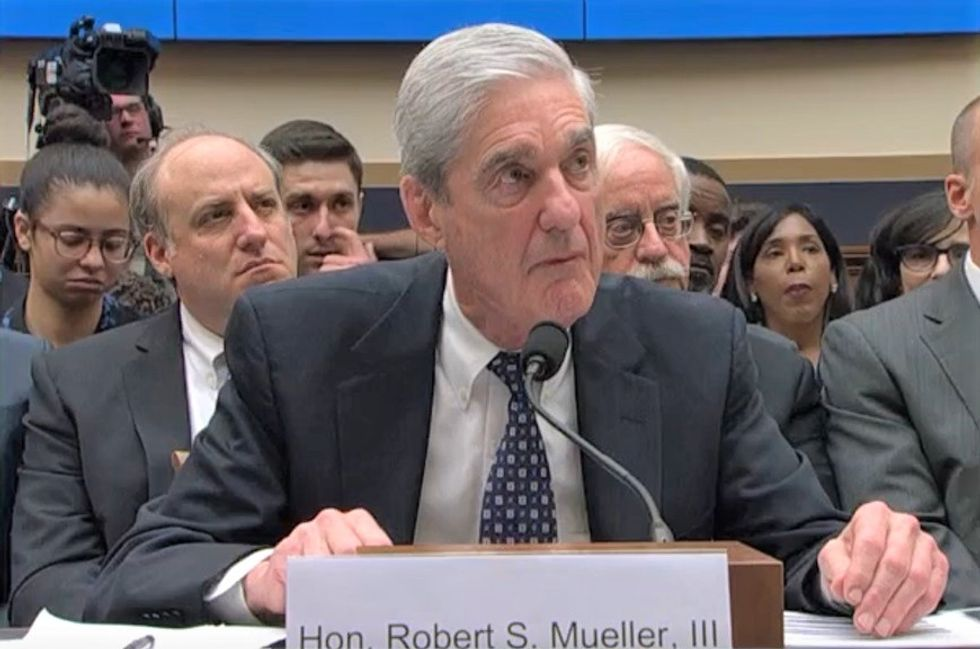 Mueller: Trump gave 'a boost to illegal activity' when he promoted WikiLeaks' theft of Clinton emails
