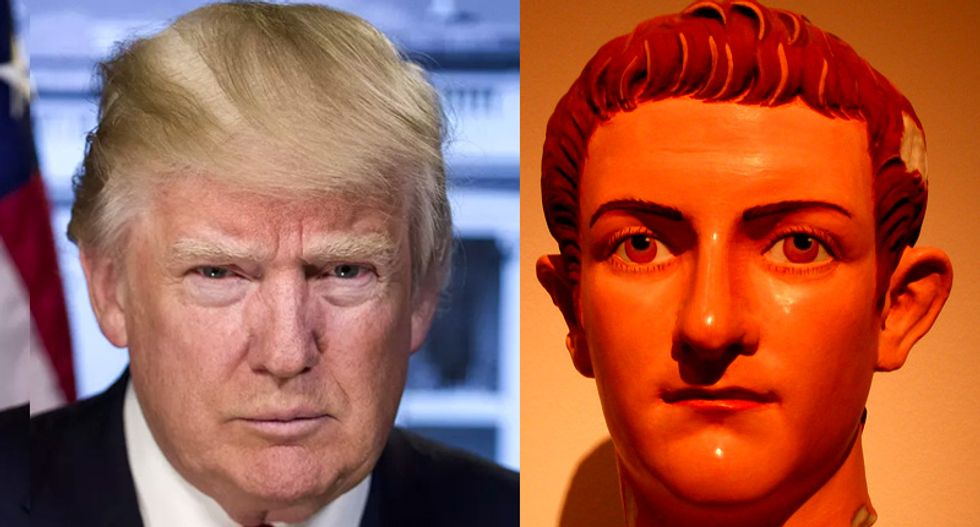How similar is Trump to Caligula? This historian has some surprising answers