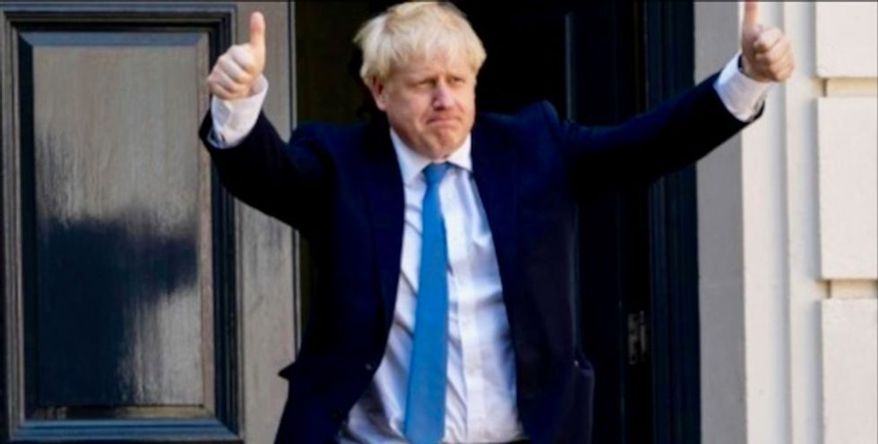 'He will be great': World reacts to Britain's PM to-be Boris Johnson