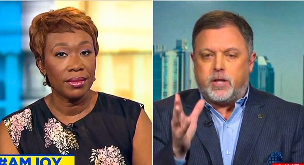 Vanquisher of David Duke says Dem candidates who ignore Trump racism are 'bringing spreadsheets to a gun fight'