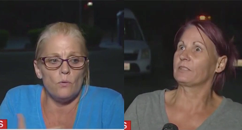 WATCH: Two witnesses describe seeing police takedown Gilroy shooter quickly