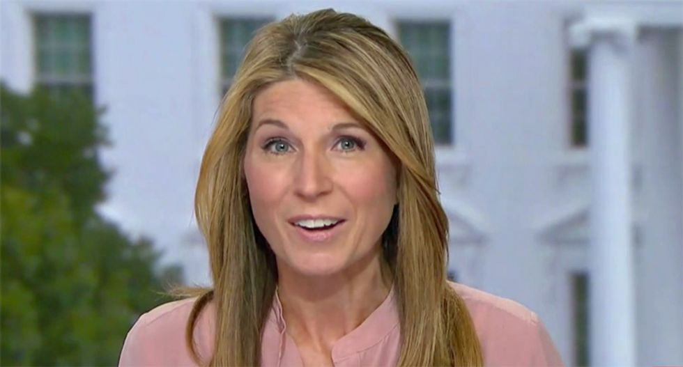 'He's crazy': MSNBC's Nicolle Wallace says Trump's confused behavior is getting 'impossible' to ignore