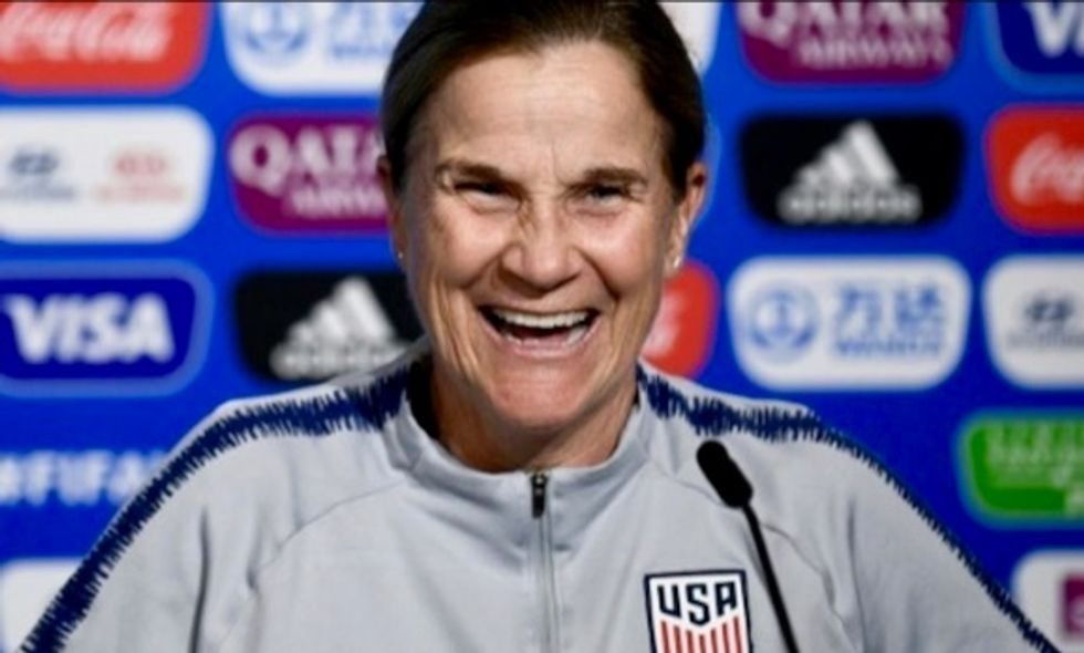 US coach Jill Ellis resigns after second Women's World Cup win