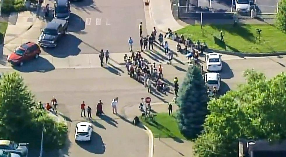 Protests against ICE shut down federal facilities in Minnesota
