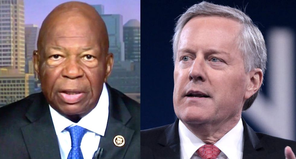 GOP Oversight ranking member disavows Trump's attacks on Elijah Cummings — after three days of silence