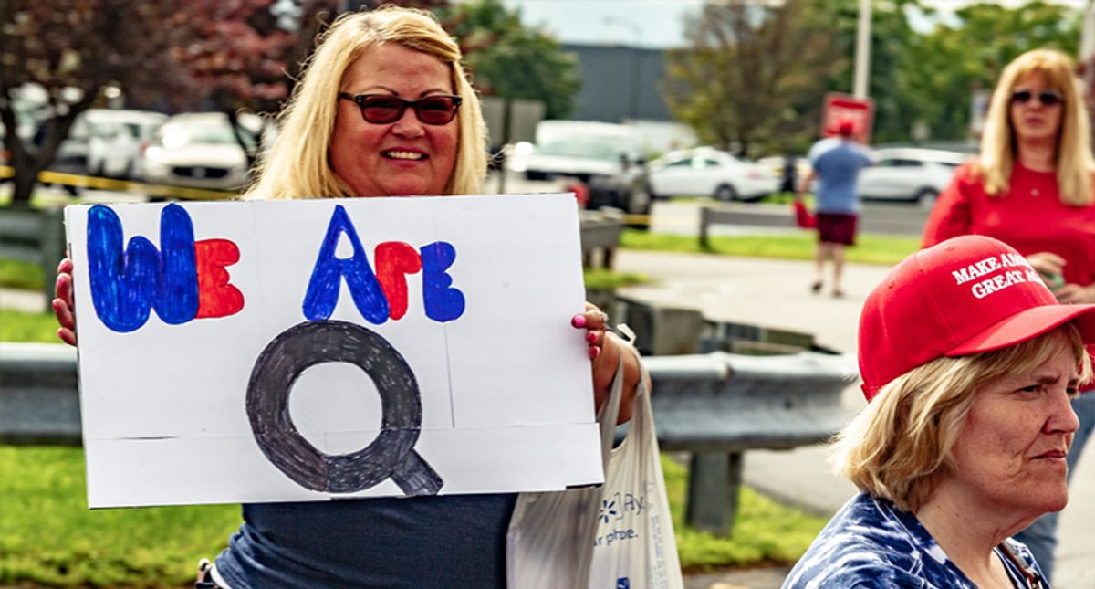 Expert explains how ridiculing QAnon cult members could be dangerous