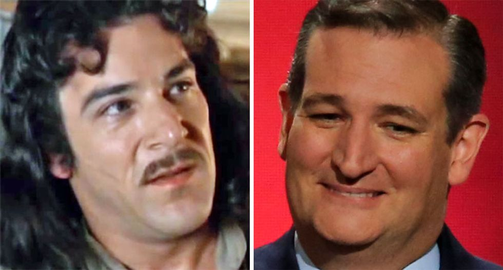 Mandy Patinkin ridicules Ted Cruz for not understanding his favorite film 'The Princess Bride'