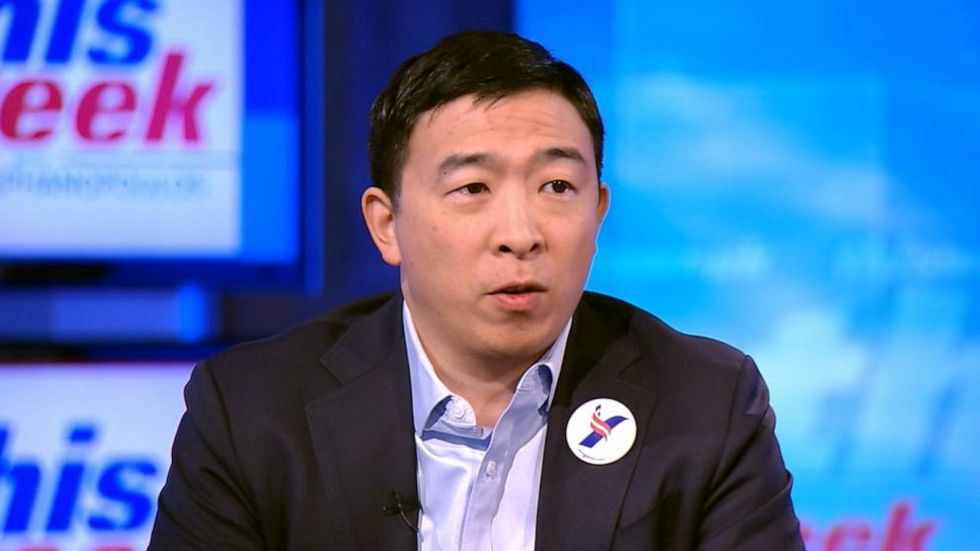Andrew Yang's plan: How Universal Basic Income is a distraction from the big questions we should be asking